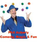 Phil Ackerly Magician